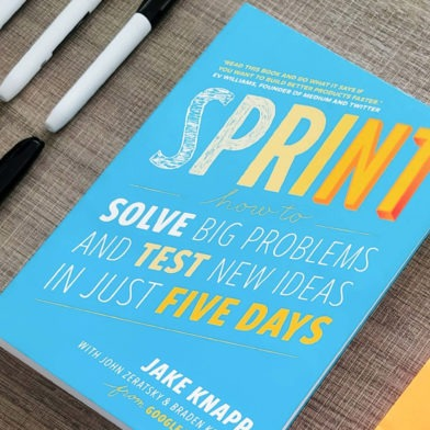 Innovation Through Design Sprints